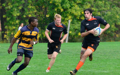 Club rugby remains undefeated, moves on in playoffs