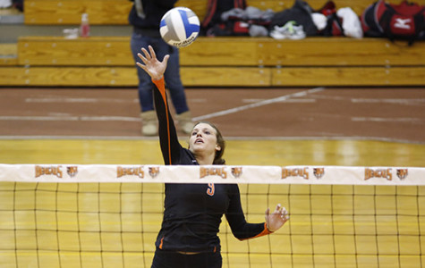 Volleyball has strong showing in final tuneup before SUNYACs