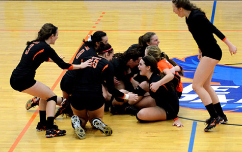 History in the Making: Volleyball wins first SUNYAC title, moves on to NCAAs