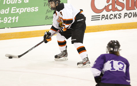 Women's Hockey gets revenge on Cortland, 3-2