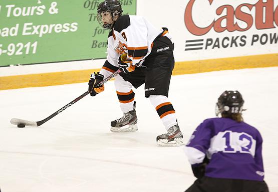 Women's Hockey gets revenge on Cortland, 3-2