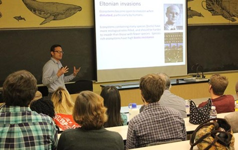 Great Lakes Center seminar touches on invasive species