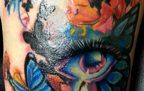 New and familiar trends take ink to a whole new level