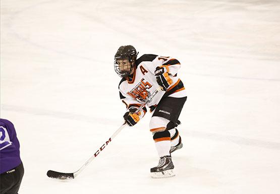 Onto Plattsburgh and beyond for Women's Hockey