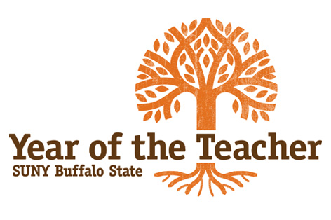 Year of the Teacher official logo.