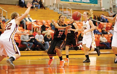 Guard Kala Crawford had seven points, 10 rebounds and three assists, helping the Bengals secure a 78-55 win over New Paltz