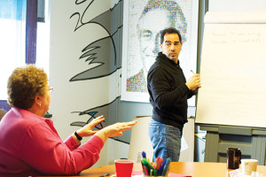 Creativity among the oldest degree programs at Buffalo State
