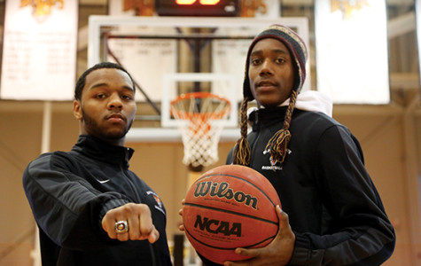 Frosh teammates ring in new chapter