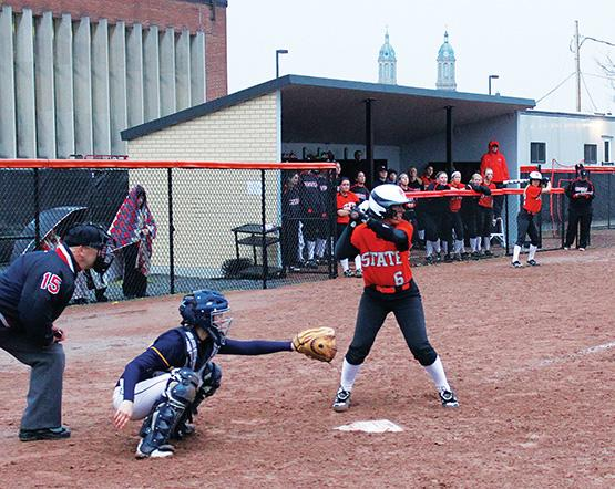 Softball looks to put it all together in 2014