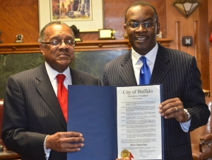 Day named in recognition of Hal D. Payne