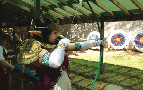 Cosplay takes commitment, creativity — and sometimes tape