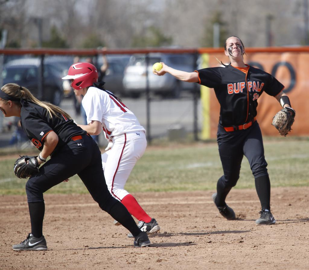 Bengals bats come alive in pair of SUNYAC sweeps