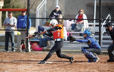 Taylor Swiatek and the Bengals struggled to get hits against a tough Geneseo squad.