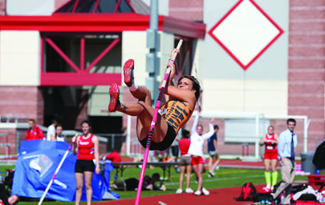 Becker, Holmes lead Bengals in SUNYAC championships