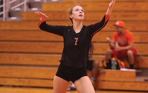Volleyball marches past Medaille in three sets