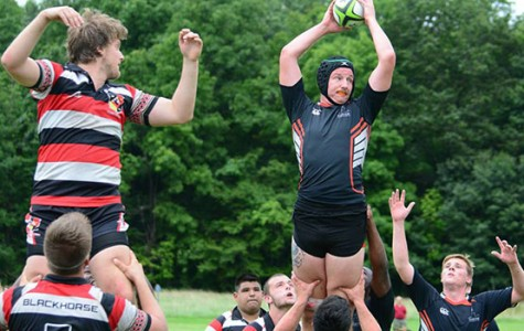 Men's rugby handed first loss of season