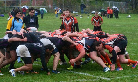 Rugby bounces back, beats NU