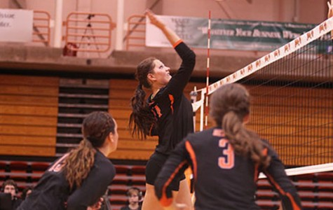 Quick Hits: Women's Volleyball falls to St. John Fisher, 3-1