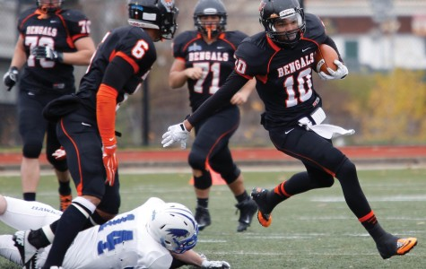 Utica runs over football in 34-12 defeat