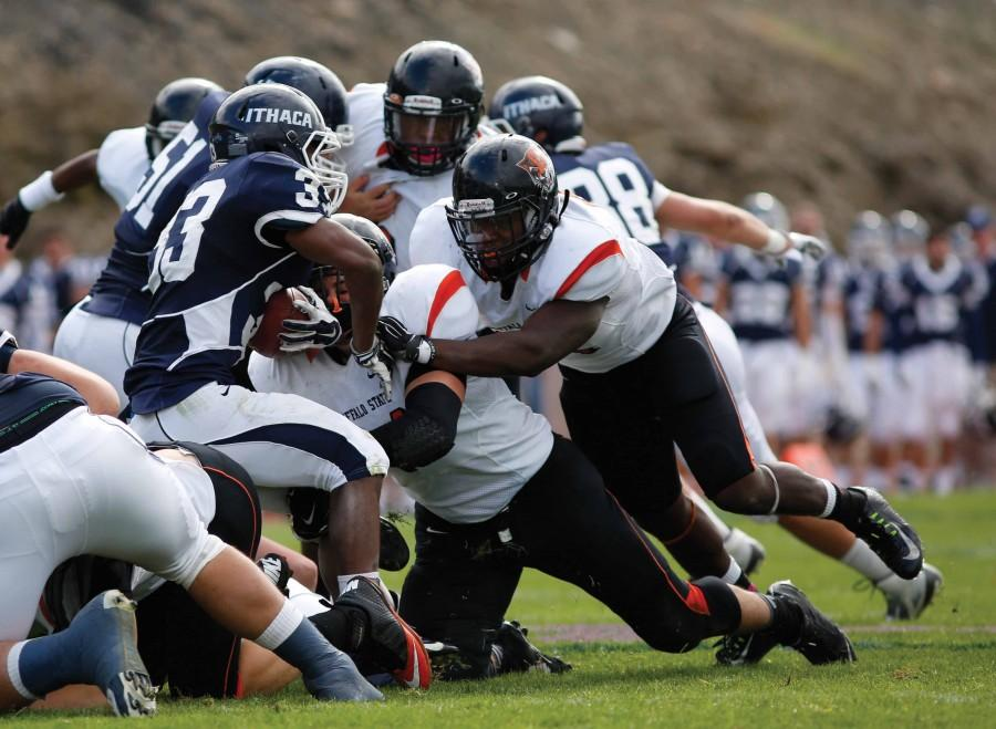 Football flourishes in best season in over a decade