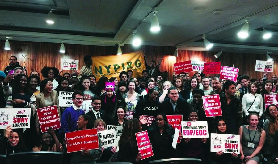 Letter to the Editor: Join NYPIRG in the fight against rising student debt