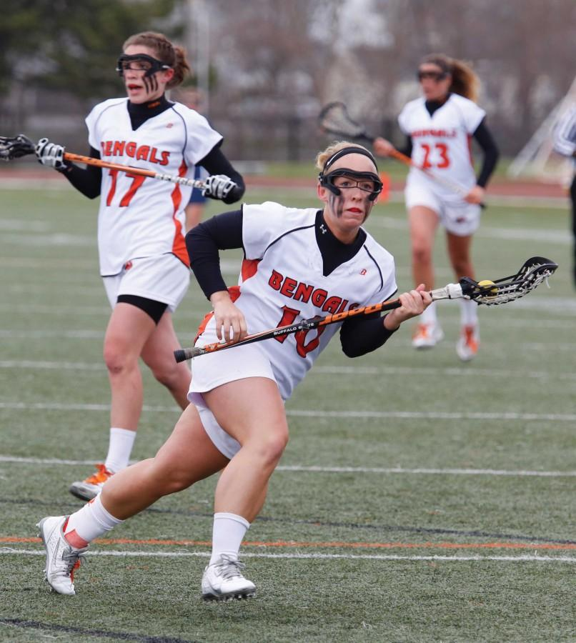 Lacrosse opens up SUNYAC play with win over Potsdam