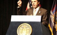 LIVE: Gov. Cuomo speaks at UB about Middle Class Recovery Act