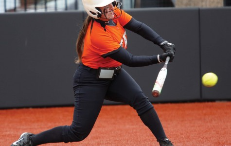 Offenses paces Softball in weekend split