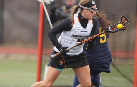 Lacrosse loses to Cortland, secures sixth seed