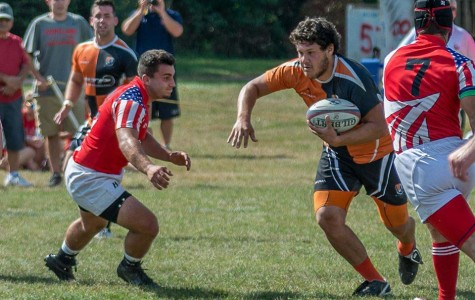 Men's rugby suffers 41-26 loss