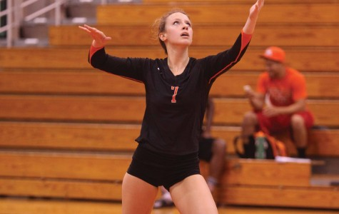 Volleyball gets season rolling with 4-0 start