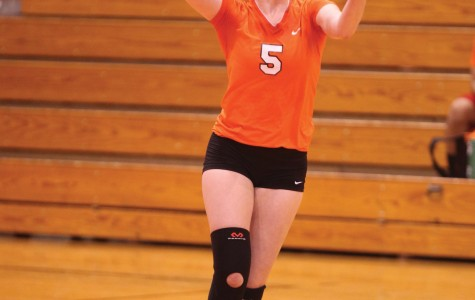 Volleyball bounces back at RIT Tourney