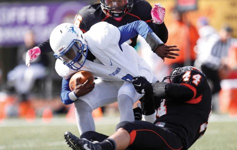Buffalo State football flexes its muscles against newcomers Finlandia