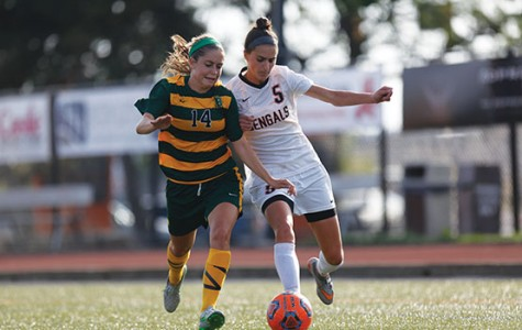 Defender Kristin Seiferth and the Bengals improved to 12-3 on Saturday.