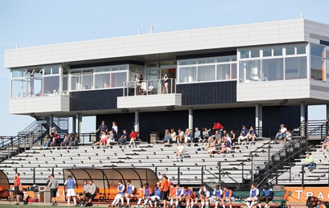 Move over 'Hut on Stilts,' theres a new press box at Coyer