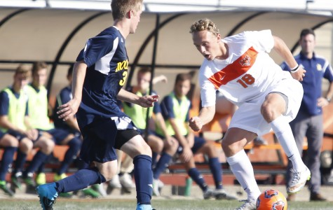 Soccer surges in SUNYAC play