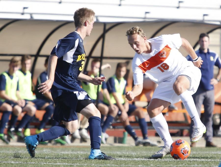 Freshman August Finn and the Bengals are on a three-game win streak.