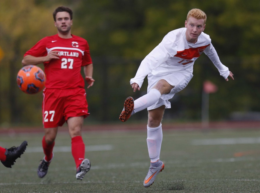 Sophomore midfielder Sammy Wasson has four assists for the 9-3-2 Bengals.