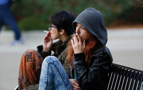 Unenforced tobacco-free policy becoming a campus-wide smokeshow