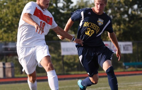 Men's soccer collapses in quarterfinal loss to Cortland
