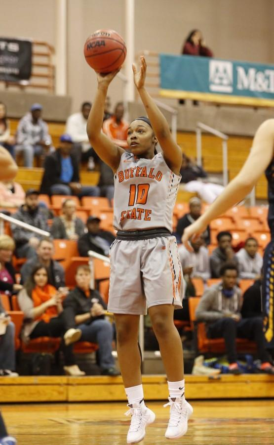 Keyone Edwards had 13 points and 3 assists in Tuesdays season-opening win.
