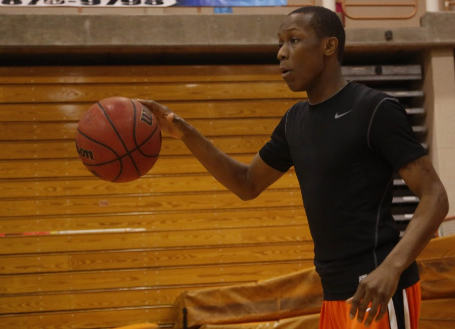 Buffalo State senior Bradley Doyley died Thursday at Buffalo General Medical Center. Doyley was a member of the men's basketball team for two and half seasons.