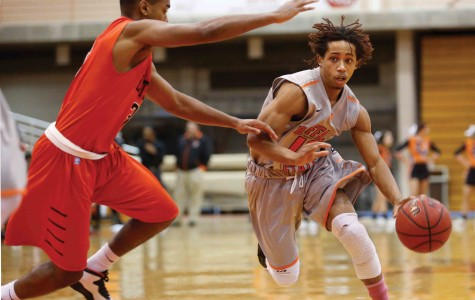 Men's Basketball upset bid trips up late in loss to John Carroll; 99-94