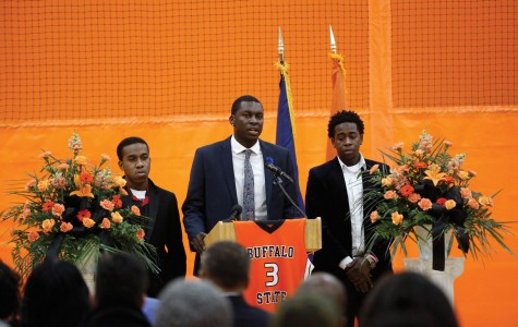 Campus embraces moment to remember fallen Doyley