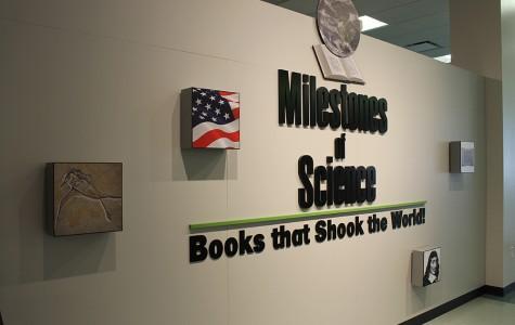 Milestones of Science exhibit breathes life into field of science