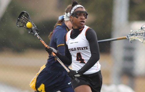 Women's lacrosse bounces back, takes down Allegheny