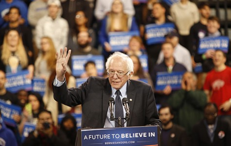 Bernie Sanders' 'political revolution' makes stop in Buffalo to inspire new wave of voters