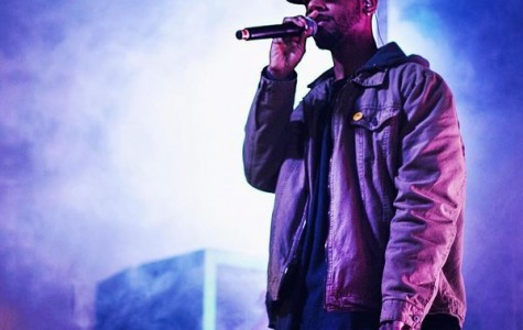 Source: USG looking to book rapper Bryson Tiller to headline Spring Fest, awaiting signed contract