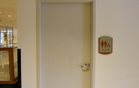 Gender neutral bathrooms come to fruition around campus