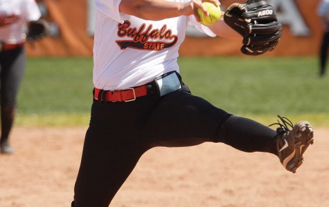Softball stalled at.500 by weather rescheduling